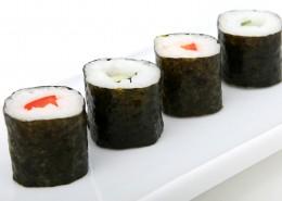 美味的日本寿司图片_12张