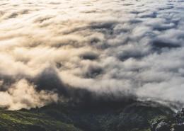 壮观云海图片_12张