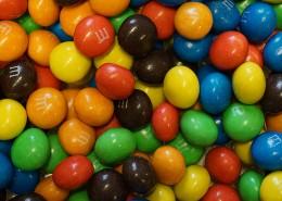 色彩斑斓的糖果图片_14张