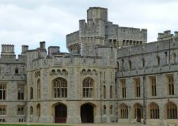 英國溫莎城堡風景圖片_13張