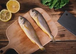营养小黄鱼图片_10张