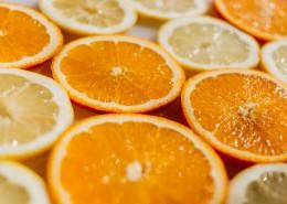 切开的橙子图片_11张