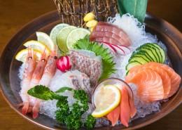 美味海鮮大餐圖片_14張