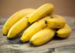香甜好吃的香蕉图片_15张