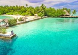 景色迷人的海岛图片_11张