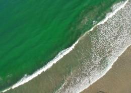 航拍海灘圖片_16張