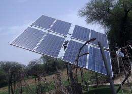 太阳能电池板图片_15张