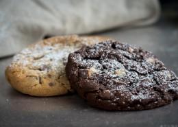 美味可口的曲奇饼干图片_8张