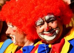 扮成小丑的人圖片_12張