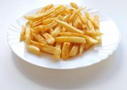 美味的炸薯條圖片_15張
