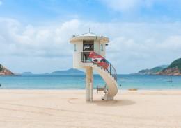 香港海濱風景圖片_13張