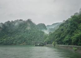 浙江紹興諸暨五泄景區風景圖片_8張