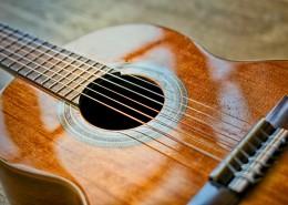 帅气的吉他图片_14张