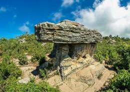 泰国岩石遗址图片_11张