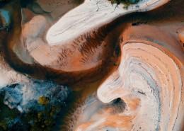 無人機航拍海灘圖片_12張