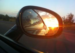 汽车的后视镜图片 _14张
