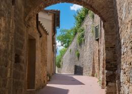 意大利圣吉米尼亚诺古城风景图片_8张