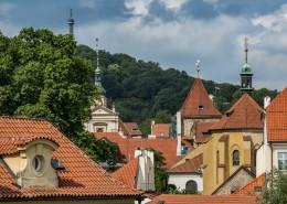 捷克首都布拉格城市建筑风景图片_11张