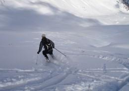 户外滑雪运动图片_13张