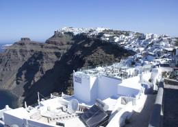 希臘圣托里尼風景圖片_8張