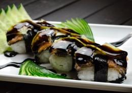 美味的寿司的图片_15张
