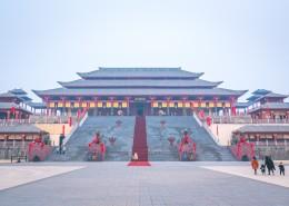 浙江橫店影視城風景圖片_9張