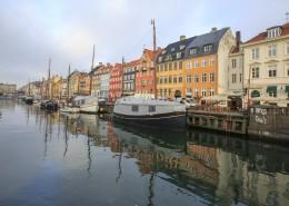 丹麥哥本哈根建筑風景圖片_12張