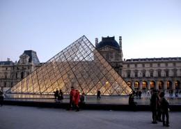 法国巴黎卢浮宫图片_11张