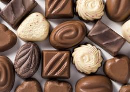 絲滑的巧克力圖片_19張