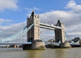美麗的倫敦塔橋圖片_12張
