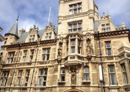 英國劍橋大學建筑風景圖片_11張