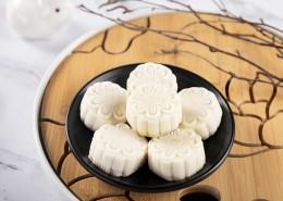 好吃又好看的中秋节冰皮月饼图片_10张