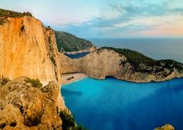 希臘城市風景圖片_10張