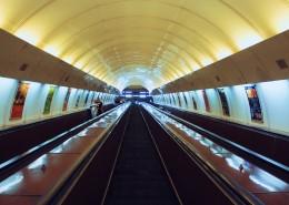城市隧道图片_9张