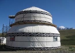 内蒙古草原上的蒙古包图片_12张