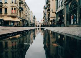城市街景图片_12张