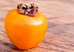 香甜的柿子图片_8张
