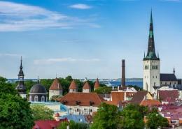 愛沙尼亞首都塔林風景圖片_16張