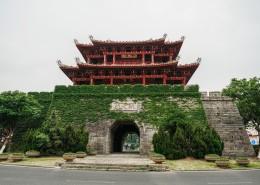 福建泉州建筑風景圖片_8張