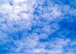 藍天白云素材圖片_14張