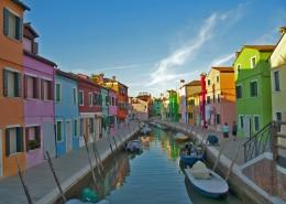 意大利著名旅游城市威尼斯风景图片_10张