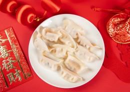 过年春节的饺子图片_10张