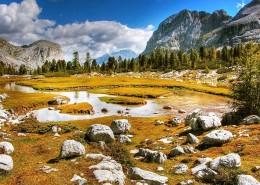 秋天的加利福尼亞州自然風景圖片_9張