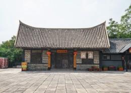 河南焦作影视城建筑风景图片_9张