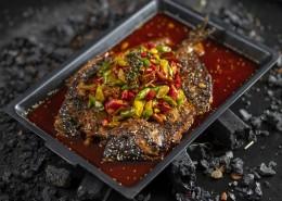 让人回味无穷的美味烤鱼图片_8张