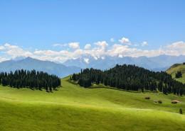 新疆索爾巴斯陶自然風景圖片_14張