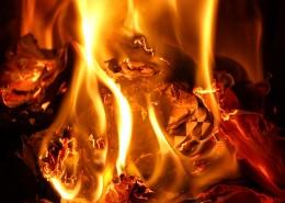 燃燒的炭火圖片_16張