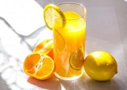 酸甜可口的橙汁图片_16张