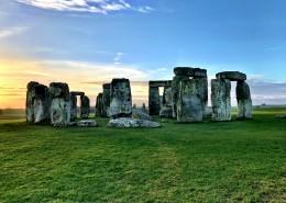 英国巨石阵图片_11张