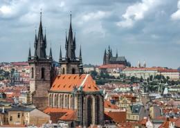 捷克首都布拉格風景圖片_13張